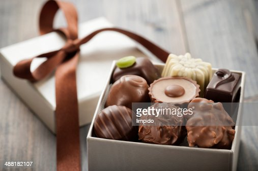 chocolates : Stock Photo