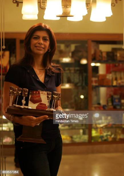 Chocolatier philanthropist and entrepreneur Zeba Kohli
