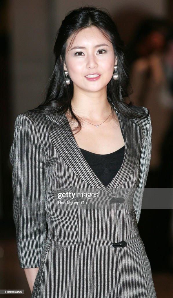 Choi Jung-Yun during Kim Seung-Woo and Kim Nam-Ju Wedding - May 25, 2005 at W Seoul Walkerhill Vister Hall in Seoul, South, South Korea.
