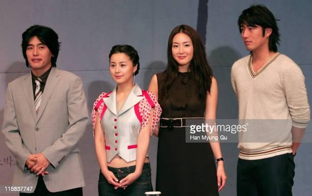 Choi SungKook and Seo YoungHee and Choi JiWoo and Cho HanSun