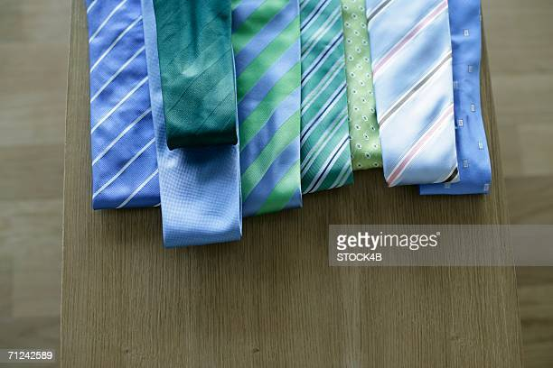 A choice of ties