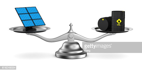Choice power fuel. Isolated 3D image : Foto de stock