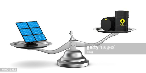 Choice power fuel. Isolated 3D image : Stock Photo