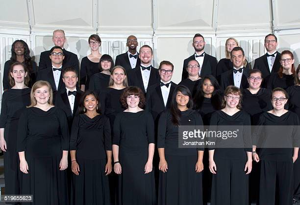 Choir group portrait