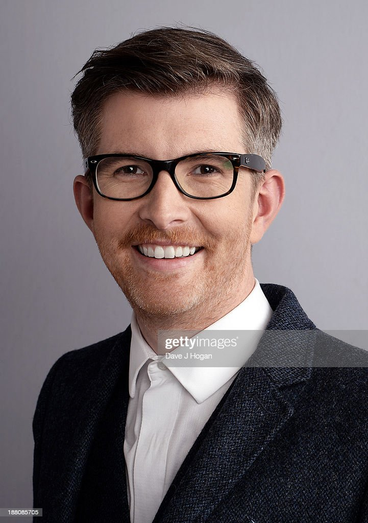Choirmaster and broadcaster <a gi-track='captionPersonalityLinkClicked' href=/galleries/search?phrase=Gareth+Malone&family=editorial&specificpeople=5333670 ng-click='$event.stopPropagation()'>Gareth Malone</a> is photographed on November 12, 2013 in London, England.