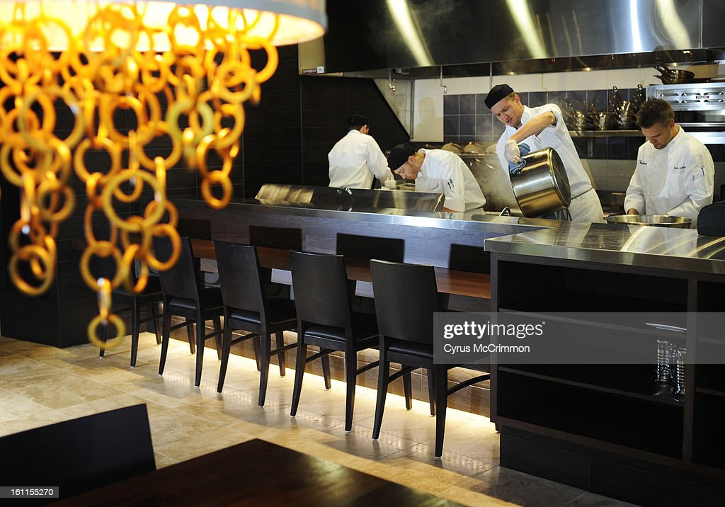 Cholon a new Asian inspired restaurant gets ready for a \'friends ...