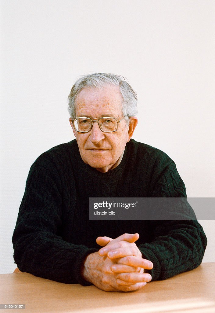 noam chomsky essay collection