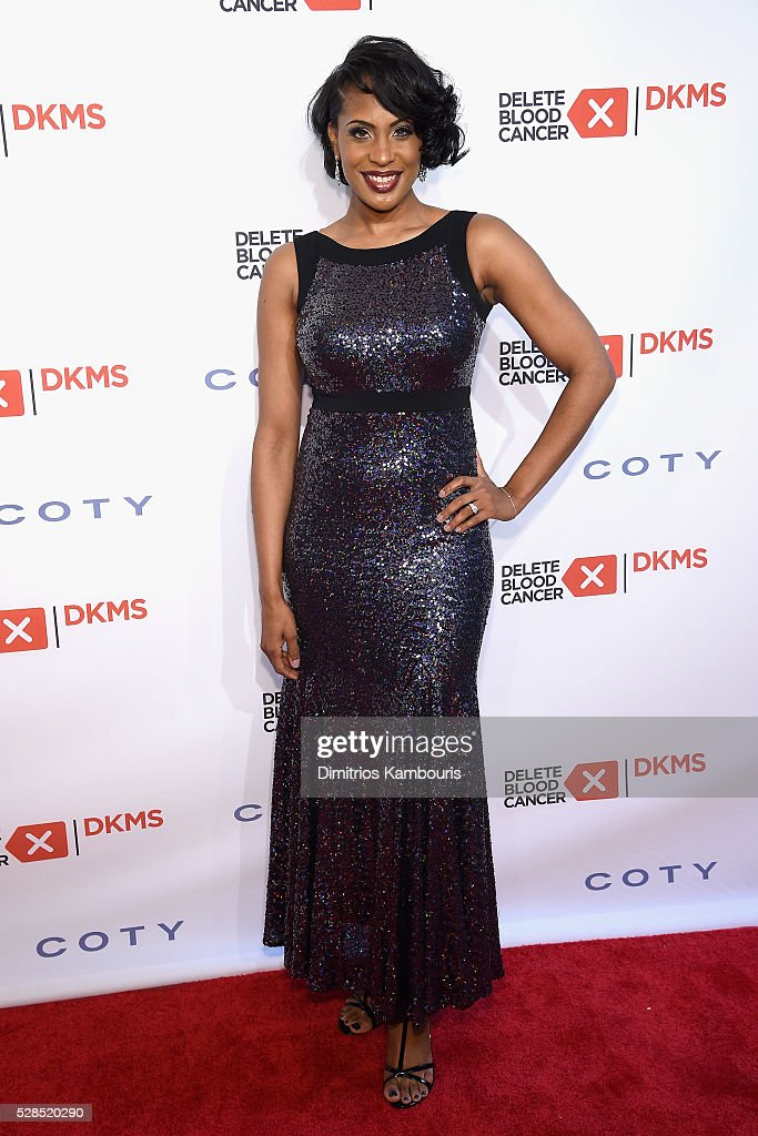 Chondra Profit attends the 10th Annual Delete Blood Cancer DKMS Gala at Cipriani Wall Street on May 5, 2016 in New York City.