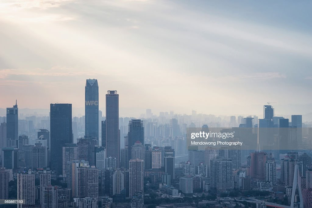ChongQing City