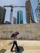 Chongqing construction site