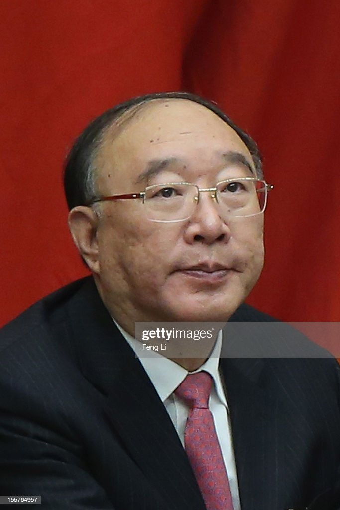 Chongqing Mayor Huang Qifan attends the opening session of the 18th Communist Party Congress held at the Great Hall of the People on November 8, 2012 in Beijing, China. The Communist Party Congress will convene from November 8-14 and will determine the party's next leaders.