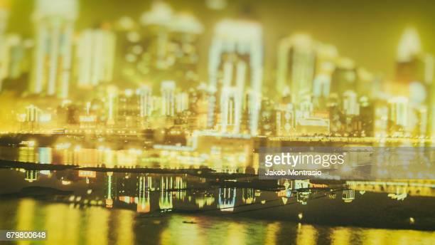 Chongqing's City Lights