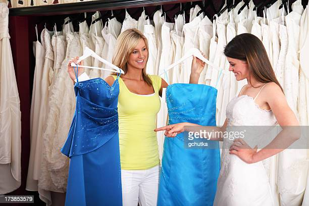 Choosing A Bridesmaid Dress