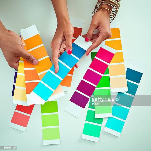 Choisir des couleurs