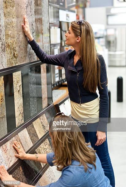Scelta di marmo Granito