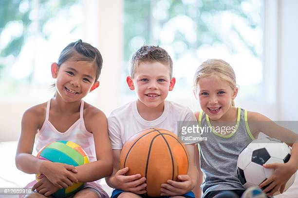 Choosing Their Favorite Sports