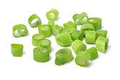 chopped green onions
