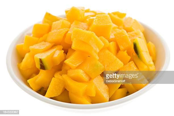 Gewürfelter Mango