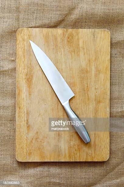 Brett und Messer