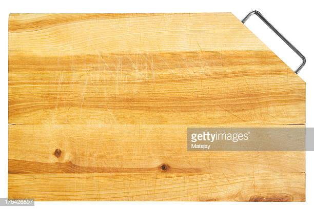 Chopping board *Clipping path included*