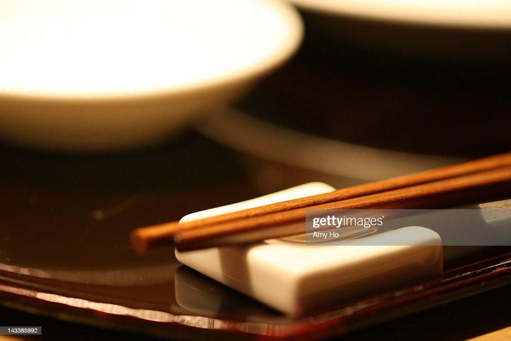 Chopsticks : Stock Photo