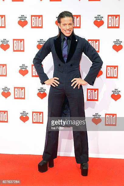 Choreograph Jorge Gonzalez attends the Ein Herz Fuer Kinder gala on December 3 2016 in Berlin Germany