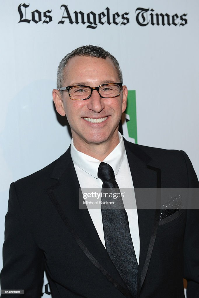 Choreographer <a gi-track='captionPersonalityLinkClicked' href=/galleries/search?phrase=Adam+Shankman&family=editorial&specificpeople=1295239 ng-click='$event.stopPropagation()'>Adam Shankman</a> arrives at the 16th Annual Hollywood Film Awards Gala presented by The Los Angeles Times held at The Beverly Hilton Hotel on October 22, 2012 in Beverly Hills, California.