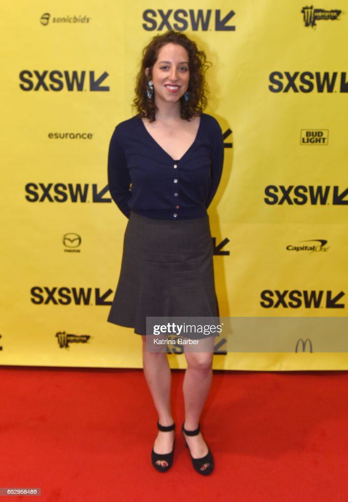 Choreographer Amy Kurzweil attends 'Ray and Amy Kurzweil on Collaboration and the Future ' during 2017 SXSW Conference and Festivals at Austin Convention Center on March 13, 2017 in Austin, Texas.