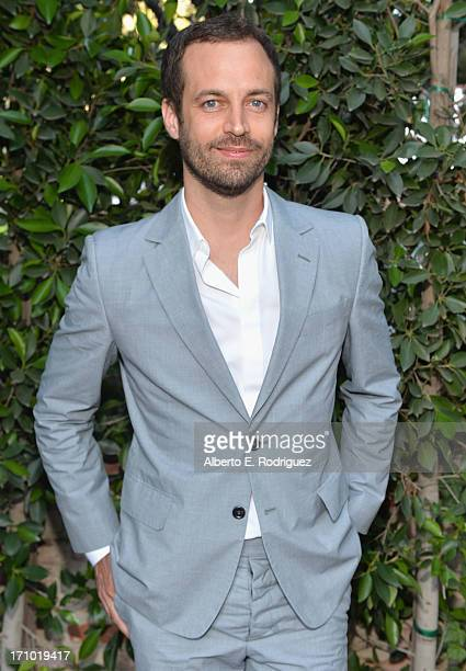 Choreographer Benjamin Millepied attends Benjamin Millepied's LA Dance Project Inaugural Benefit Gala on June 20 2013 in Los Angeles California