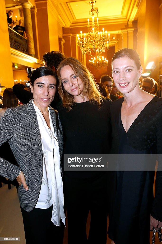 Stella McCartney : Backstage - Paris Fashion Week Womenswear Spring/Summer 2016