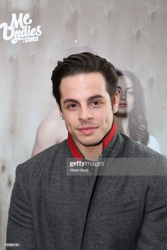 Choreographer Casper Smart attends Kari Feinstein's Pre-Academy Awards Style Lounge at the Andaz West Hollywood on February 27, 2014 in Los Angeles, California.