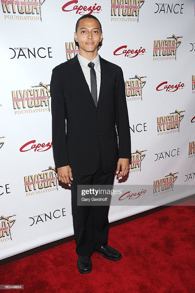 Choreographer Clifton Brown attends the 2013 NYC Dance Alliance Foundation Gala at the NYU Skirball Center on September 29, 2013 in New York City.