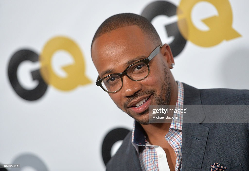 Choreographer <a gi-track='captionPersonalityLinkClicked' href=/galleries/search?phrase=Columbus+Short&family=editorial&specificpeople=536546 ng-click='$event.stopPropagation()'>Columbus Short</a> attends the GQ Men Of The Year Party at The Ebell Club of Los Angeles on November 12, 2013 in Los Angeles, California.