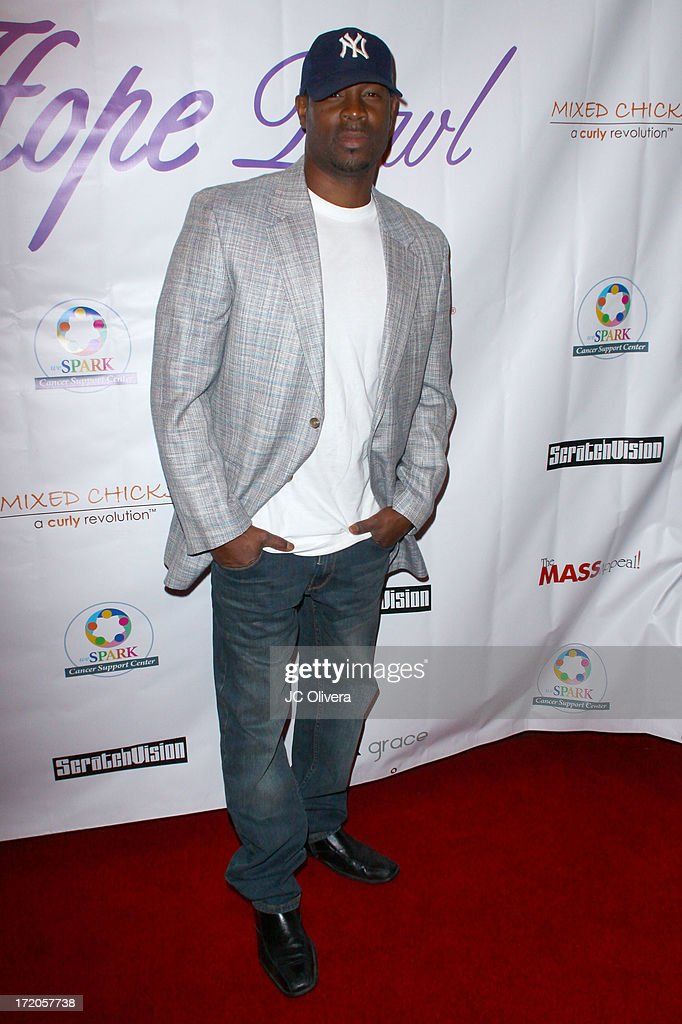 Choreographer <a gi-track='captionPersonalityLinkClicked' href=/galleries/search?phrase=Darrin+Henson&family=editorial&specificpeople=239104 ng-click='$event.stopPropagation()'>Darrin Henson</a> attends The Hope Bowl Benefiting WE Spark Cancer Support Center at Lucky Strike Lanes at L.A. Live on June 30, 2013 in Los Angeles, California.