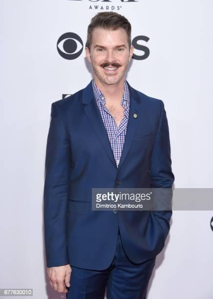 Choreographer Denis Jones attends the 2017 Tony Awards Meet The Nominees Press Junket at the Sofitel New York on May 3 2017 in New York City