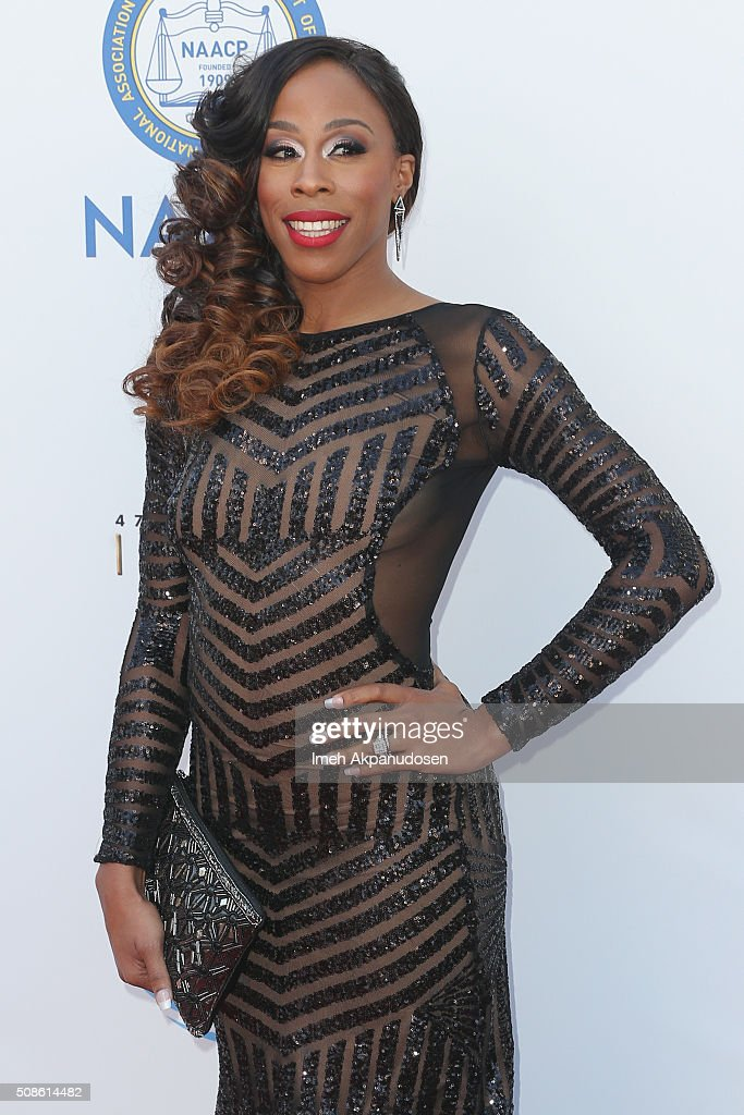 Choreographer Dianna Williams attends the 47th NAACP Image Awards presented by TV One at Pasadena Civic Auditorium on February 5, 2016 in Pasadena, California.