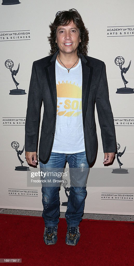 Choreographer Fred Tallaksen attends The Academy Of Television Arts & Sciences' Presents 'The Choreographers: Yesterday, Today and Tomorrow at the Leonard H. Goldenson Theatre on November 1, 2012 in North Hollywood, California.