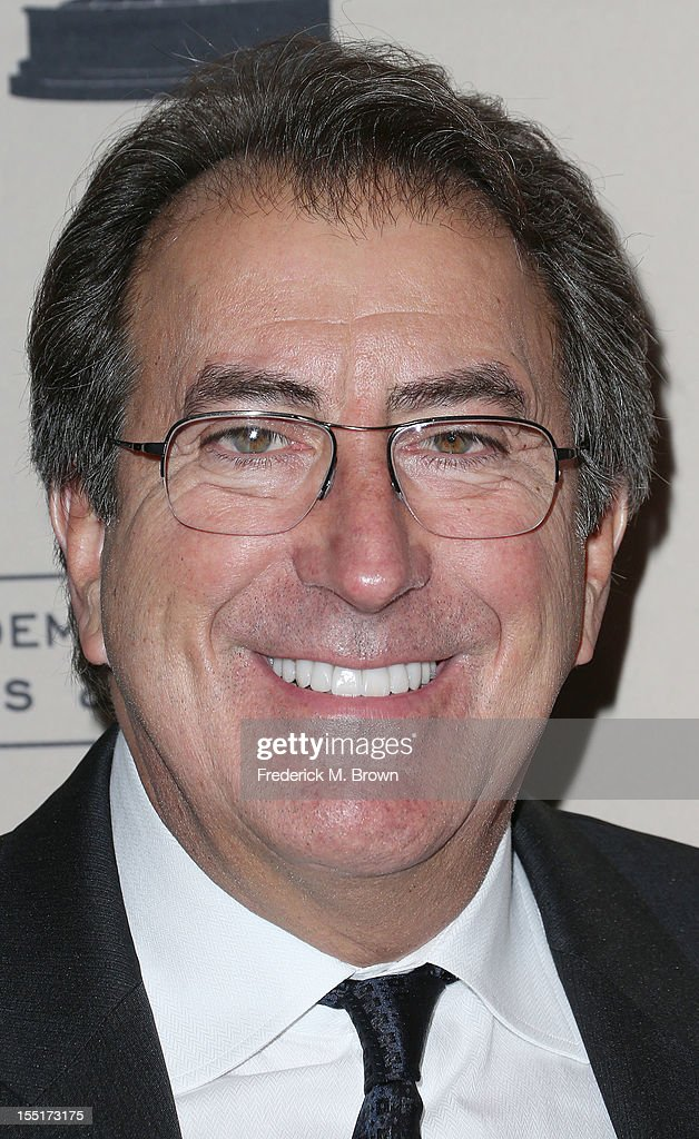 Choreographer Kenny Ortega attends The Academy Of Television Arts & Sciences' Presents 'The Choreographers: Yesterday, Today and Tomorrow at the Leonard H. Goldenson Theatre on November 1, 2012 in North Hollywood, California.