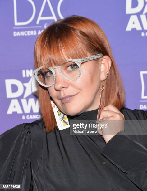 Choreographer Kristin McQuaid attends the 2017 Industry Dance Awards and Cancer Benefit Show at Avalon on August 16 2017 in Hollywood California