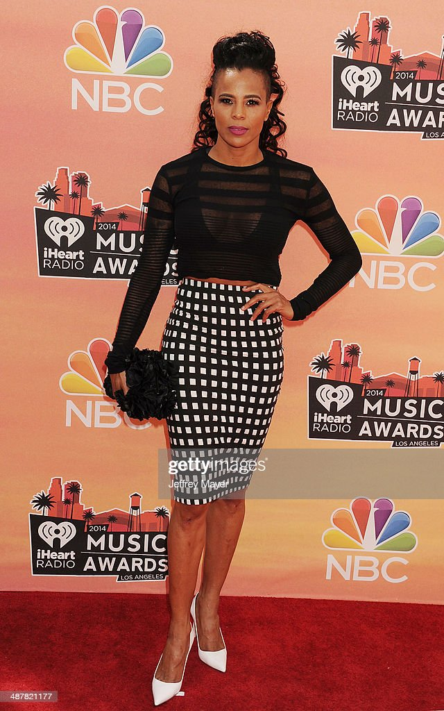 Choreographer Laurie Ann Gibson attends the 2014 iHeartRadio Music Awards held at The Shrine Auditorium on May 1, 2014 in Los Angeles, California.
