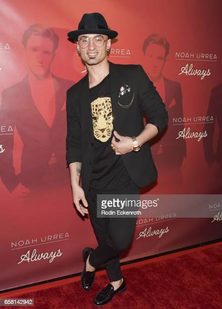 Choreographer Leeco attends Noah Urrea's 16th Birthday with EP Release Party at Avalon Hollywood on March 26 2017 in Los Angeles California