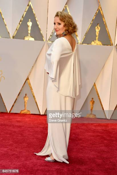 Choreographer Mandy Moore attends the 89th Annual Academy Awards at Hollywood Highland Center on February 26 2017 in Hollywood California