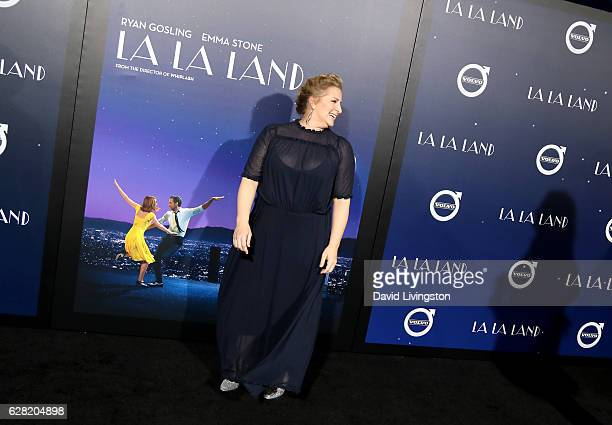 Choreographer Mandy Moore attends the premiere of Lionsgate's 'La La Land' at Mann Village Theatre on December 6 2016 in Westwood California