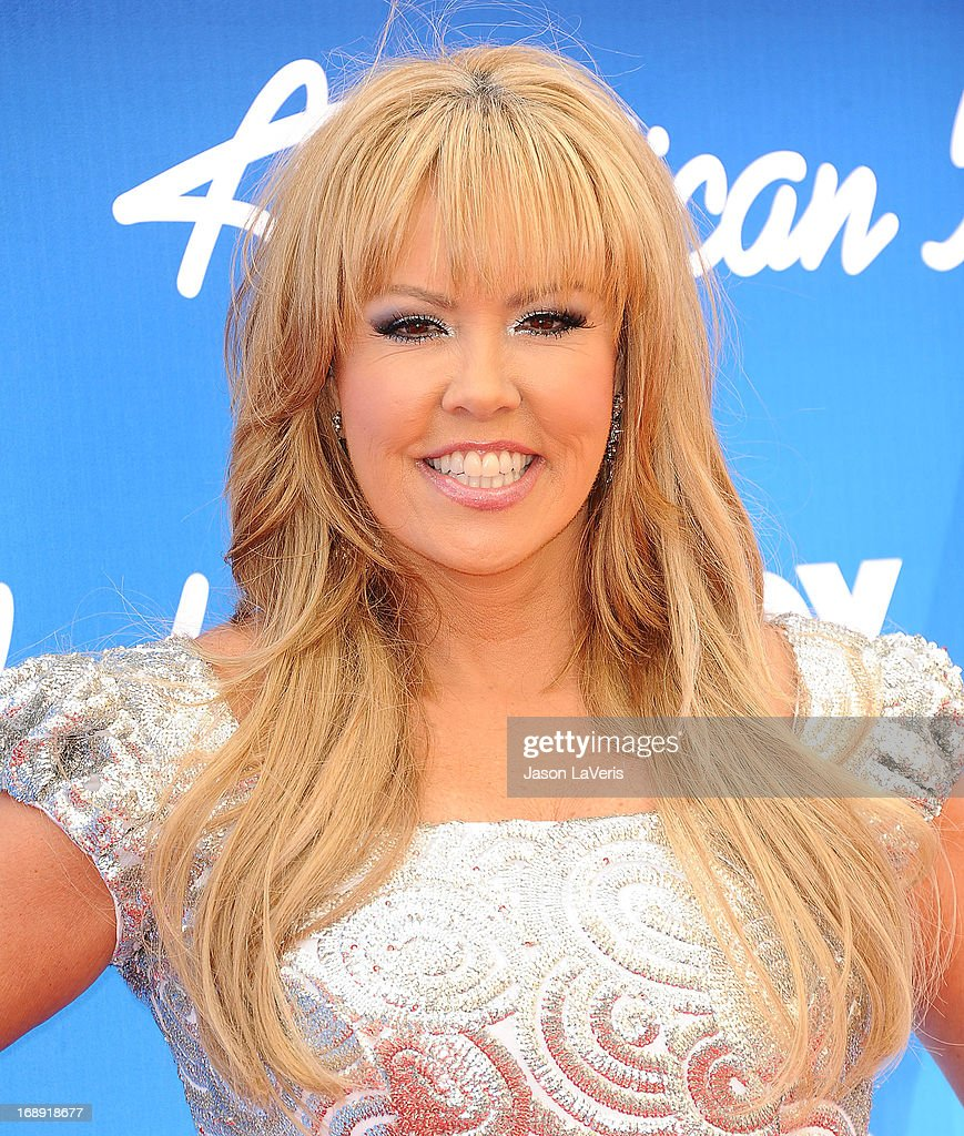 Choreographer <a gi-track='captionPersonalityLinkClicked' href=/galleries/search?phrase=Mary+Murphy+-+Choreographer&family=editorial&specificpeople=7431919 ng-click='$event.stopPropagation()'>Mary Murphy</a> attends the American Idol 2013 finale at Nokia Theatre L.A. Live on May 16, 2013 in Los Angeles, California.