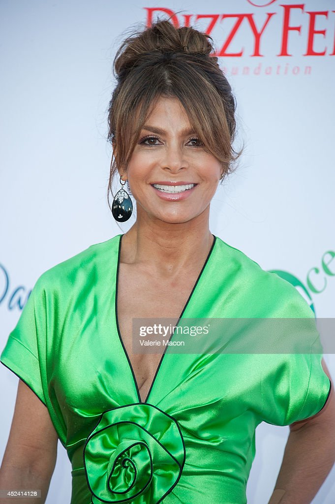 Choreographer <a gi-track='captionPersonalityLinkClicked' href=/galleries/search?phrase=Paula+Abdul&family=editorial&specificpeople=202119 ng-click='$event.stopPropagation()'>Paula Abdul</a> arrives at the 4th Annual Celebration Of Dance Gala Presented By The Dizzy Feet Foundation at Dorothy Chandler Pavilion on July 19, 2014 in Los Angeles, California.