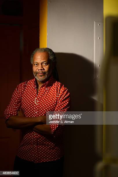 Choreographer Reggie Wilson is photographed for Boston Globe on March 6 2015 in New York City