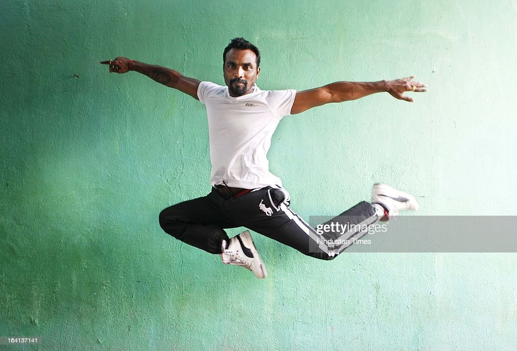 Profile Shoot Of Choreographer Remo Dsouza
