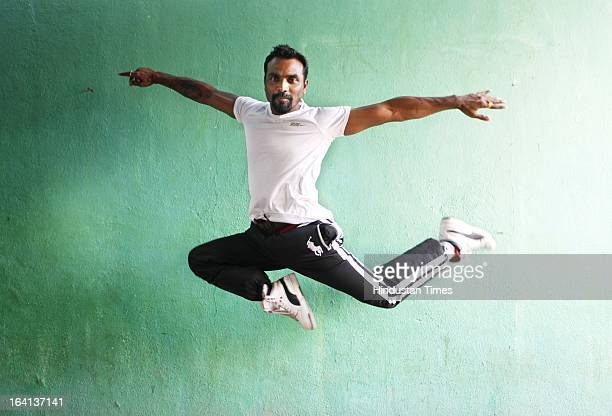 Choreographer Remo Dsouza pose for the profile shoot on March 16 2013 in Mumbai India