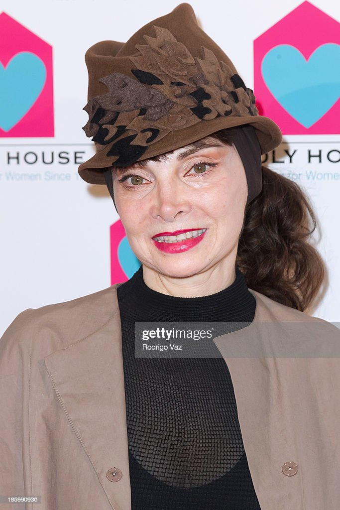 Choreographer Toni Basil arrives at the Friendly House Los Angeles Annual Awards Luncheon at The Beverly Hilton Hotel on October 26, 2013 in Beverly Hills, California.