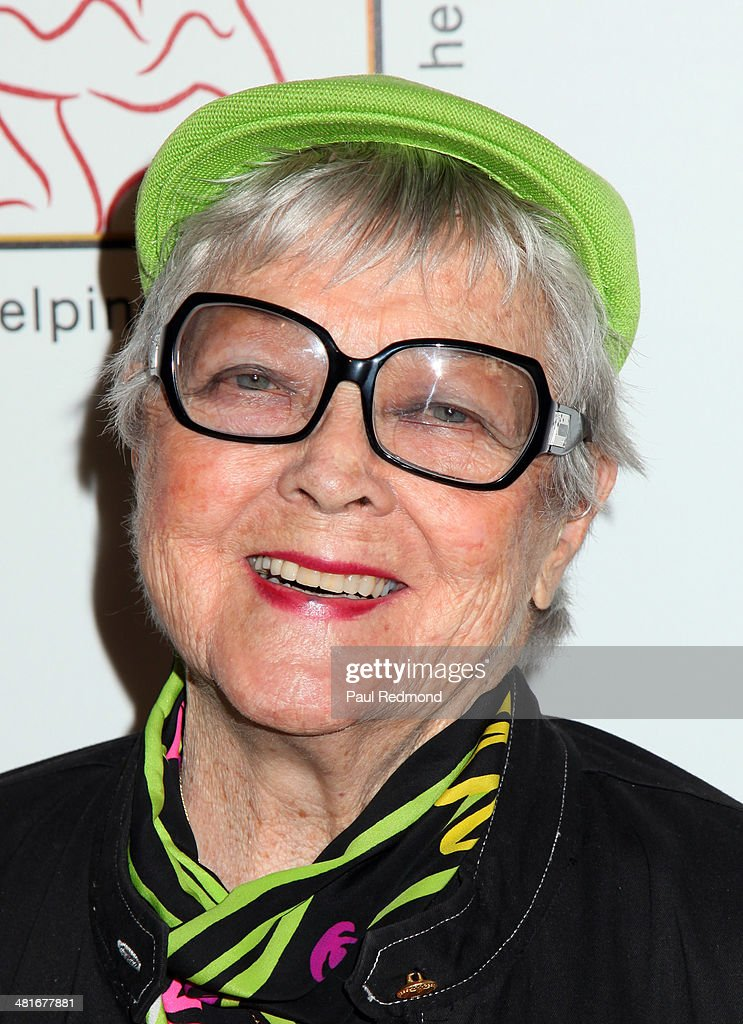 Choreographer/honoree Dee Dee Wood attending the Professional Dancers Society's 27th Annual Gypsy Award Luncheon at The Beverly Hilton Hotel on March 30, 2014 in Beverly Hills, California.